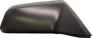 82-94 Oldsmobile Cutlass Ciera CIPA Manual Remote Mirror - Passenger Side Foldaway Non-Heated - (Black)