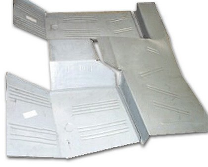 1966-77 Ford�Bronco� Classic 2 Current Complete Floor Pan Kit