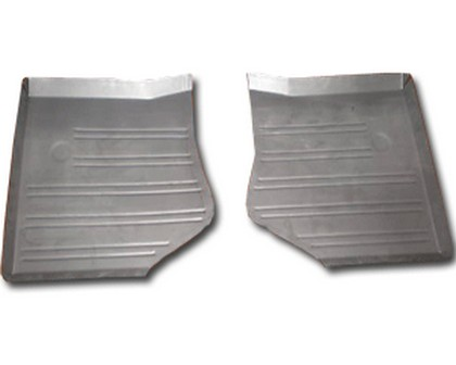 1961-64 Pontiac Catalina Classic 2 Current Front Floor Pan - Passenger Side