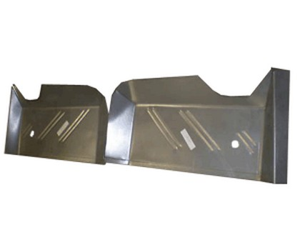 1960-64 Dodge All Models Classic 2 Current Rear Floor Pan - Drivers Side
