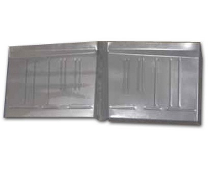 1967-69 Dodge Dart Classic 2 Current Rear Floor Pan - Passenger Side