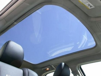 05-09 Chrysler 300 CDC Glassback Roof Kit - Equipped with Sunroof