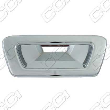 2009-2013 GMC Acadia Coast to Coast Rear Door Handle Cover - Chrome