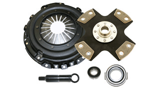 1990-1991 Lexus ES250 2VZFE 2.5L Competition Clutch Performance Clutch Kit - Scc - Stage 5 - 4 Pad Rigid Ceramic