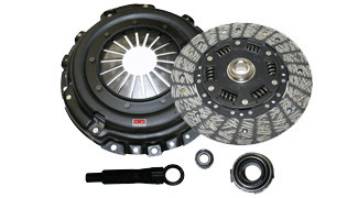 1995-2000 Ford Contour 2.5L Competition Clutch Performance Clutch Kit - Scc - Stage 2 - Steelback Brass Plus
