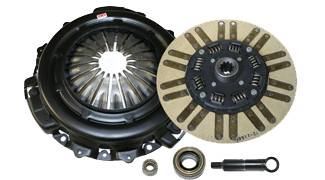 2002-2004 GMC Full Size Jimmy 4.8L  Competition Clutch Performance Clutch Kit - Domestic - Tz Segmented Kevlar