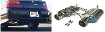 Acura 2008 on Acura Tl Exhaust At Andys Auto Sport