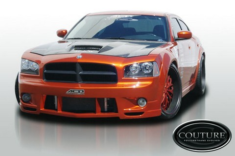 06-09 Charger Couture Luxe Widebody Body Kit - Full Kit (Urethane)