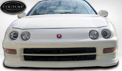 Elite Acura on Front Lip  Urethane  For 94 01 Acura Integra At Andy S Auto Sport