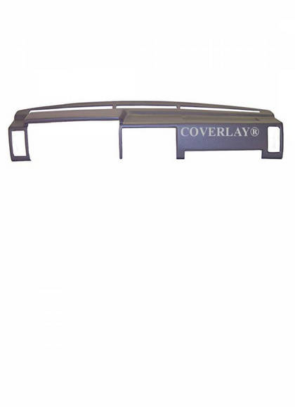 89-92 Pathfinder Coverlay Dash Cover - Dark Brown