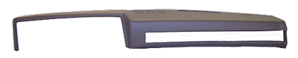 81-87 Pickup Coverlay Dash Cover - Gray