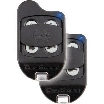 All Jeeps (Universal) Crime Stopper 1-Way Combo Alarm & Remote Start