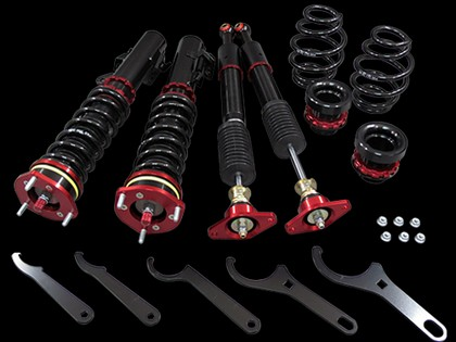 2011+ Ford Fiesta  CX Racing Damper Coilover Suspension Kit (Front 5kg / Rear 4kg)