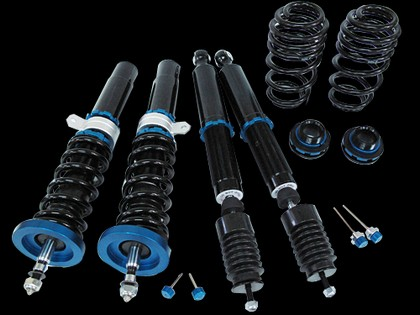 06-09 Volkswagen Golf MK5 CX Racing Coilover Suspension Kit (Front 8kg / Rear 4kg)