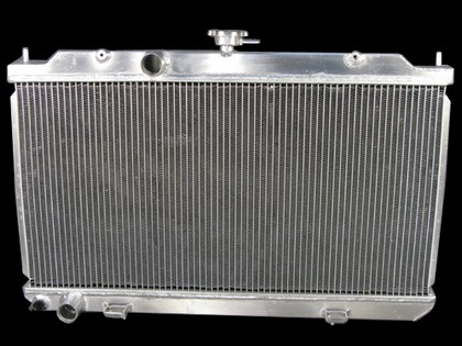 "00-03 Nissan Sentra with Manual Transmission CX Racing Radiator - 28""x18""x1.57"""