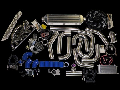Cx Racing Trb Kit Bmw E30 Ic Kit 106260 Plus 2500 Instant