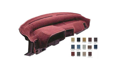 95-99 Oldsmobile Aurora Dashmat (Red)