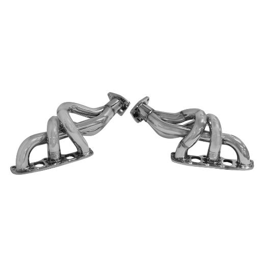 03-04 Nissan 350Z DC Sports Headers - 3-1 (Polished Stainless Steel)
