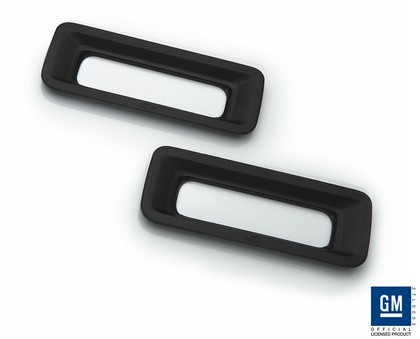 10-11 Chevy Camaro DefenderWorx Reverse Lights Black