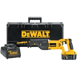 Universal (All Vehicles) Dewalt Tools Heavy Duty XRP 18 Volt Cordless Reciprocating Saw Kit