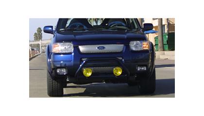 2001-2007 Ford Escape DG Motorsports Carbon Fiber Hood - OEM