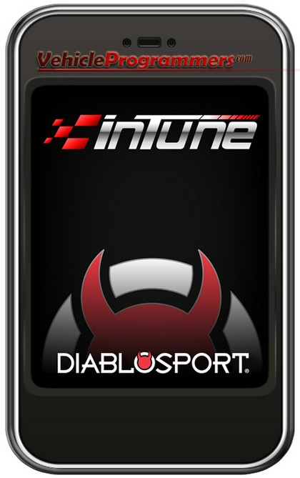 09-10 Dodge Charger RT 5.7L Hemi DiabloSport inTune Power Programmer