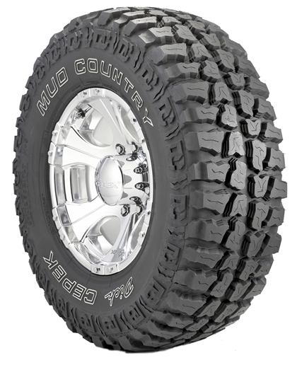 All Jeeps (Universal) Dick Cepek Mud Country - 35X12.50R20LT