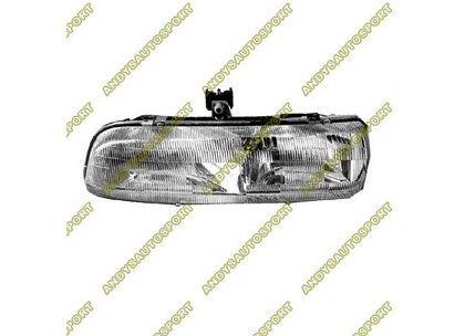 91-92 Buick Regal Dimension Lab Headlights - OEM Style Replacement (Driver Side)
