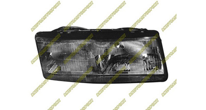 90-94 Chevy Lumina Dimension Lab Headlights - OEM Style Replacement (Driver Side)