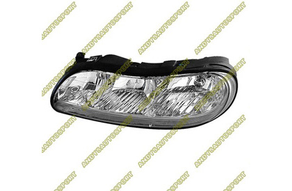 97-99 Oldsmobile Cutlass Dimension Lab Headlights - OEM Style Replacement (Driver Side)