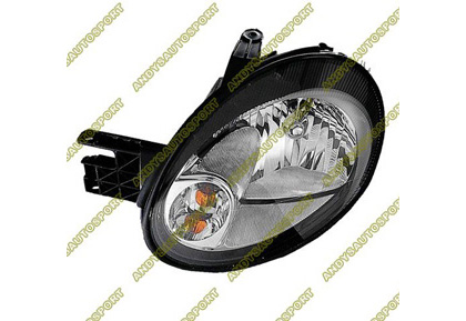 03-04 Dodge Neon Dimension Lab Headlights - OEM Style Replacement (Driver Side)