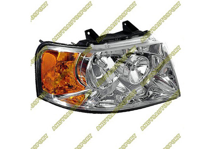 03-06 Ford Expedition Dimension Lab Headlights - OEM Style Replacement (Passenger Side)