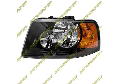 03-06 Ford Expedition Dimension Lab Headlights - OEM Style Replacement (Driver Side)