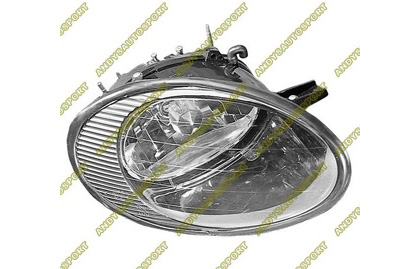 98-99 Ford Taurus Dimension Lab Headlights - OEM Style Replacement (Passenger Side)