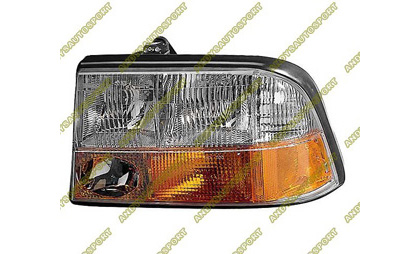 98-04 GMC Sonoma Dimension Lab Headlights - OEM Style Replacement (Passenger Side)