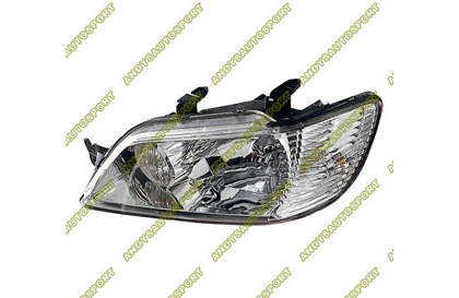02-03 Mitsubishi Lancer Dimension Lab Headlights - OEM Style Replacement (Driver Side)