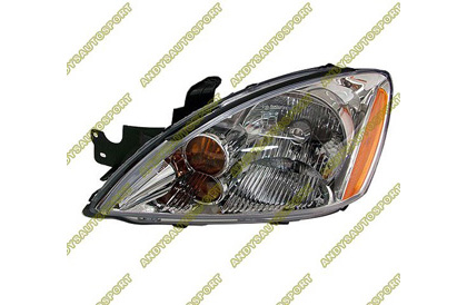 04-06 Mitsubishi Lancer - 5DR Dimension Lab Headlights - OEM Style Replacement (Driver Side)