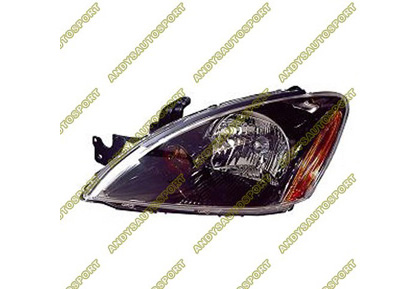04-06 Mitsubishi Lancer Dimension Lab Headlights - OEM Style Replacement (Driver Side)