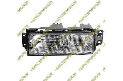 87-90 Oldsmobile Cutlass Dimension Lab Headlights - OEM Style Replacement (Driver Side)