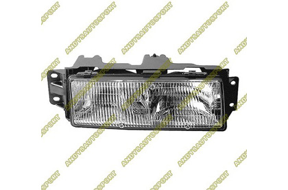 87-90 Oldsmobile Cutlass Dimension Lab Headlights - OEM Style Replacement (Passenger Side)