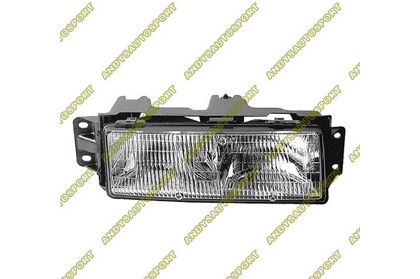 91-96 Oldsmobile Cutlass Dimension Lab Headlights - OEM Style Replacement (Driver Side)
