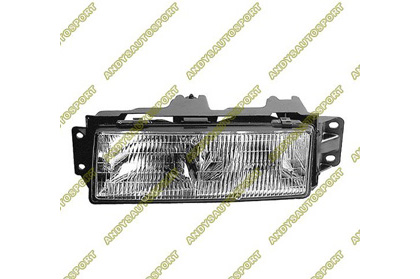 91-96 Oldsmobile Cutlass Dimension Lab Headlights - OEM Style Replacement (Passenger Side)
