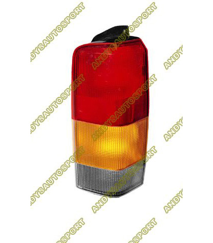 97-01 Jeep Cherokee Dimension Lab Tail lights - OEM Style Replacement (Driver Side)