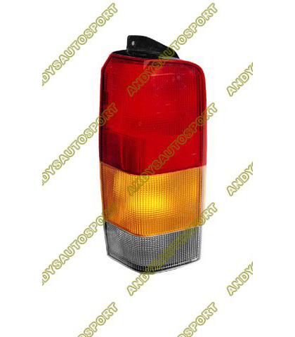 97-01 Jeep Cherokee Dimension Lab Tail lights - OEM Style Replacement (Passenger Side)