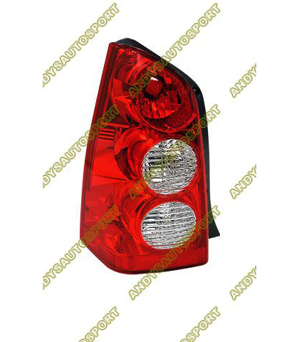05-06 Mazda Tribute Dimension Lab Tail lights - OEM Style Replacement (Driver Side)