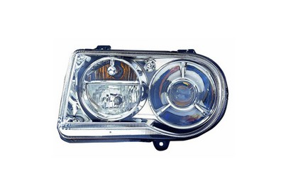 08-10 Chrysler 300 5.7L D-Lab Headlight - Left Assembly (Halogen Type, with Delay Option)