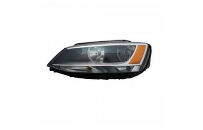 11-12 Volkswagen Jetta D-Lab Headlight (Left Assembly)