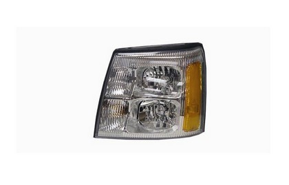 03-06 Cadillac Escalade (Models: Base, Esv, Ext)  Dlab Headlight (W/ Hid Type) - Left Side