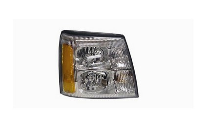 03-06 Cadillac Escalade (Models: Base, Esv, Ext)  Dlab Headlight (W/ Hid Type) - Right Side