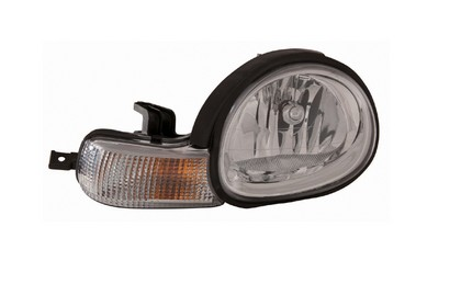 03-05 DODGE NEON (CODE LMA OLD BODY STYLE)  Dimension Lab Headlight (Without Black Bezel) - Left Assembly